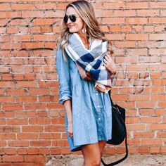 Stylish Fall Outfits For Women Street Style Outfits, Mode Outfits, Casual Outfits, Fashion Outfits, Women's Casual Dresses, Preppy Dresses, Fashion Hacks, Fashion Ideas, Fashion Trends