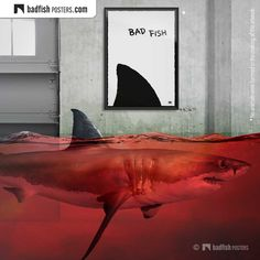 #BadFish #Jaws #ChiefBrody #AmityVille #GreatWhite #HomeTheaterDecor #HomeDecor #AlternativeMoviePoster #Movies #Cinema #CoolPosters #WallDecor #MadeInSweden #BadFishPosters . www.badfishposters.com . www.badfishposters.etsy.com Movie Prints, Art Prints, Fisher, Earth Poster, Shark S, Poster S, Alternative Movie Posters, Fish Print, Comic Styles