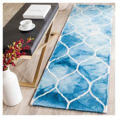 Adkins Runner Rug - Blue / Ivory (2'3 X 6') - Safavieh, Blue/Ivory