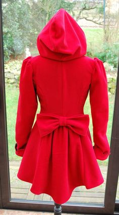 Little Red Riding Hood Coat