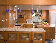 how to choose the right hood for your kitchen: traditional kitchen by Riddle Construction and Design