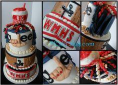 OMG glee cake!