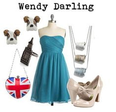 Disney Inspired Outfit... This is my favourite!!!