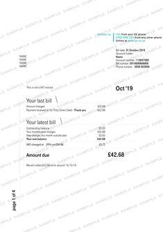 Phone Bank Statement, Bullet Journal, Names, Phone, Telephone, Mobile Phones