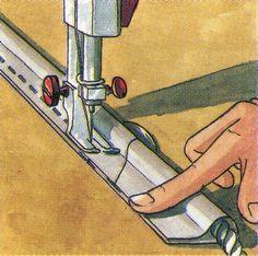 Cómo hacer un almohadón ribeteado                                                                                                                                                                                 Más