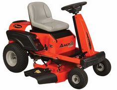 AMP Electric Riding Mower from Ariens