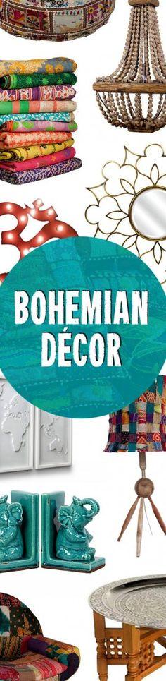 Bohemian Modern Home Designs | Up to 60% Off at dotandbo.com