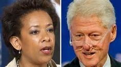 On Monday 6/27/16 Loretta Lynch met with Bill Clinton on his plane at the airport. meeting lasted for 30 min. Loretta Lynch will be the one to decide if Mrs. Clinton will be indicted for emails. What is the meeting about??????