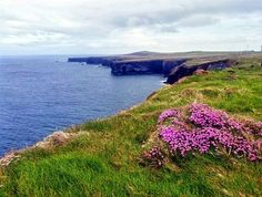Pictures of Ireland: Kilkee Cliffs Co Clare