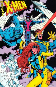 The Original X-Men by Gary Frank & Cam Smith.I really miss X-Men! Hq Marvel, Marvel Comics Art, Marvel Girls, Marvel Comic Books, Comic Book Characters, Marvel Characters, Marvel Heroes, Comic Character, Comic Books Art