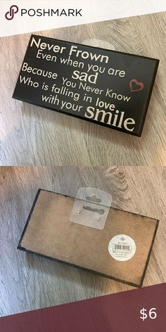 Quote sign Cute quote sign Accessories Falling Out Of Love Quotes, Falling In Love, Sign Quotes, Cute Quotes, Love Your Smile, Congratulations, Signs, Accessories, Things To Sell