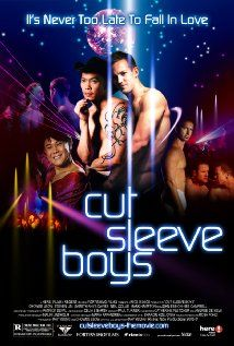 Cut Sleeve Boys (2006) - Two British Chinese gay men decides to re-examine their lives following a death of their friend. Mel sleeps around whilst rejecting the love of Todd and Ash decides to cross dress to find his knight in shining armour.