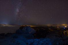 La Vía Láctea de Otoño en el Cielo de Gran Canaria Tocar la foto o desplazarla para ver toda la galería Foto tomadas , desde el Mirador Pico de Las Nieves y del Mirador Degollada de Becerra en Gran…