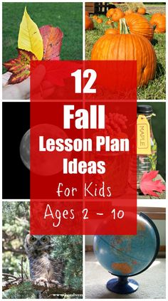 Inspire hands-on learning this Autumn with these fun Fall lesson plan ideas & activities for toddlers, preschoolers, kindergarten and elementary ages! Includes book lists, STEM activities, field trip ideas and fall craft ideas! Fall Activities For Toddlers, Thanksgiving Crafts For Toddlers, Cutting Activities, Early Learning Activities, Apple Activities, Fall Crafts For Kids, Craft Projects For Kids, Autumn Activities, Craft Ideas