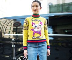 There Are More Christmas Cat Jumpers Than Dog Jumpers—Just Saying via @WhoWhatWearUK