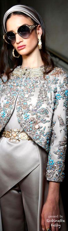 Ellie Saab Haute Couture | S 2017 | Backstage