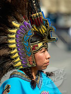 Mexican headdress