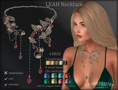 AvaWay LEAH Necklace - Ava Way
