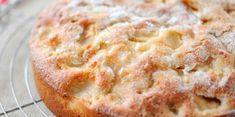Gâteau aux pommes moelleux et ultra rapide