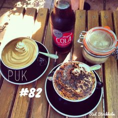Puk Espresso. Brisbane. 365 coffees. 365 cafes. 365 days.