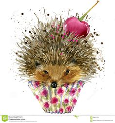 hedgehog art and graphics - Google Search