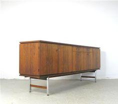 Ware: 2959996Sideboard in Palisander, Frankreich 1960er Jahre