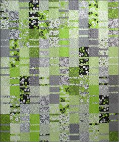Toe The Lime Quilt Pattern Blue Underground Studios, Quilting, DIY