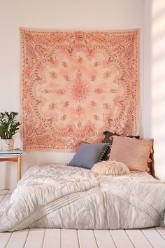 Shop Billi Bandana Tapestry at Urban Outfitters today. We carry all the latest styles, colors and brands for you to choose from right here.
