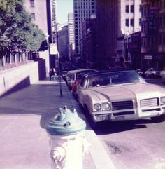Street of San Francisco circa 1978 ~ photographed by S. Durham