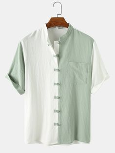 Loose Shirts, Printed Shirts, Funky Shirts, Mens Vintage Shirts, Casual Shirts For Men, Men Casual, Chemise Fashion, Indian Men Fashion, Mode Streetwear
