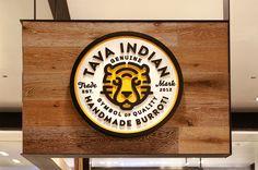 Tava Indian #restaurant #rebrand