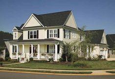 amerikanischer Häuser Hausbau amerikanische Fertighäuser Fertighaus aus Amerika USA