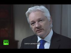 05 Nov '16:  Secret World of US Election: Julian Assange talks to John Pilger (FULL INTERVIEW) - YouTube - RT - 24:52
