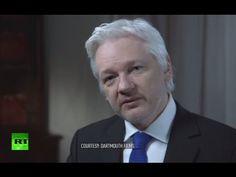 05 Nov '16:  Secret World of US Election: Julian Assange talks to John Pilger (FULL INTERVIEW) - YouTube - RT - 24:52