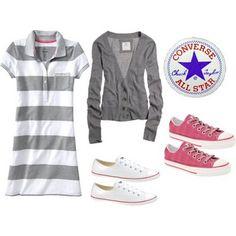 How to wear a polo dress - tips  Como usar um vestido polo - dicas