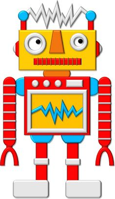 """Robot   Part of """"Reading Robot"""" / """"Be a Reading Machine"""" dis…   Flickr"""