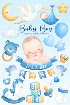 Baby Shower Clipart, Baby Shower Niño, Cute Baby Boy, Cute Babies, Baking Wallpaper, Cute Sloth, Cute Panda, Baby Frame, Baby Tips