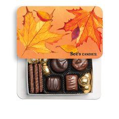 See's Candies, Inc. Fall Favorites Box - 4.8 oz (4917539353)