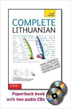 Complete Lithuanian with Two Audio CDs: A Teach Yourself Guide (Teach Yourself Language) by Ramoniene, Meilute Published by McGraw-Hill 2nd (second) edition (2011) Paperback: Amazon.co.uk: Books