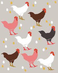 [패턴디자인] 닭