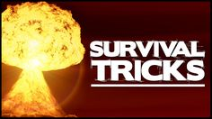 4 Simple Survival Tips And Tricks!