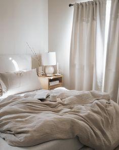 Room Design Bedroom, Room Ideas Bedroom, Bedroom Inspo, Home Decor Bedroom, Make Your Bed, Aesthetic Bedroom, Minimalist Bedroom, Dream Rooms, My New Room