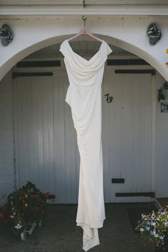 Vivienne Westwood Silk Wedding Dress  | Photography by http://campbellphotography.co.uk/