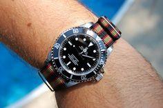 Rolex Submariner No Date Nato
