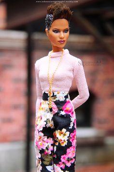 Androgyny barbie