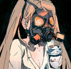 Anime(I seriously don't know) Anime Art Girl, Manga Art, Pretty Art, Cute Art, Aesthetic Art, Aesthetic Anime, Art Sketches, Art Drawings, Arte Dope