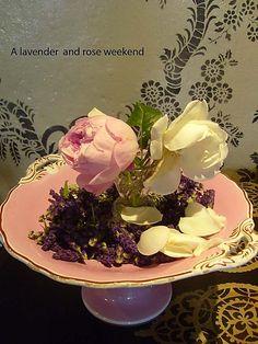 A lavender & rose weekend