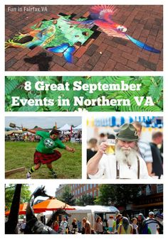 our september 2015 events include scottish games chalk and art fests historic celebrations and small town fun throughout northern virginia - Halloween Northern Virginia