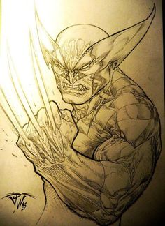 Wolverine the immortal by pant.deviantart.com on @deviantART