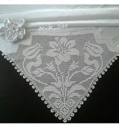 Filet Crochet, Lace Trim, Lace Shorts, Elsa, Needlework, Embroidery, Women, Ideas, Fashion